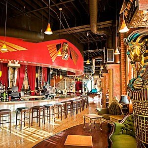 The new year brings an exotic aesthetic to Shockoe Slip with the opening of Off the Hookah on the Canal Walk, the third in a Florida-based chain of nightclubs.