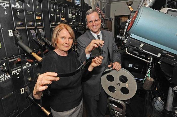 """The perfect example of what passion can achieve."" Françoise and Peter Kirkpatrick, the founders and organizers of the French Film Festival, will be celebrating the event's 20th anniversary in March with even more screenings, special appearances and events. - SCOTT ELMQUIST"