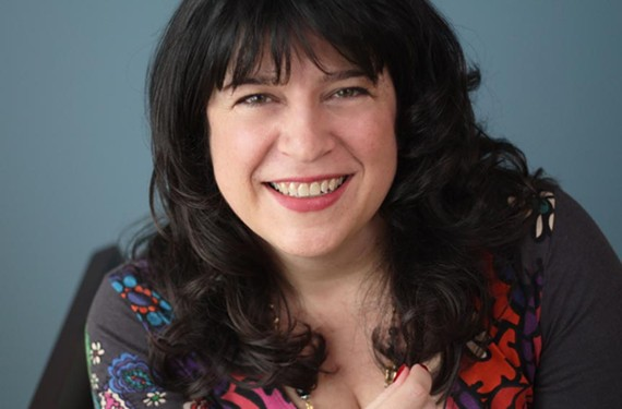 """The popular """"Fifty Shades of Grey,"""" by author E.L. James, shown, started out as a piece of """"Twilight"""" fan fiction. Its success says more about the power of the internet than about literature."""