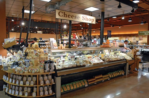 The popular grocery store Wegmans recently announced that it's bringing two stores to Richmond's affluent suburbs. - WEGMANS