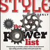 The Power List 2010