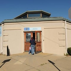 The Re-employ Virginia Center on West Marshall Street is scheduled to close in the spring, to be replaced by a new unemployment services office. Photo by Scott Elmquist.