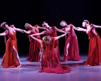 """The Richmond Ballet dances the Southern gothic piece """"A Rose for Miss Emily"""" as part of its upcoming Studio 2 performance."""