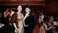 The Second Annual Jazz Age Preservation Ball