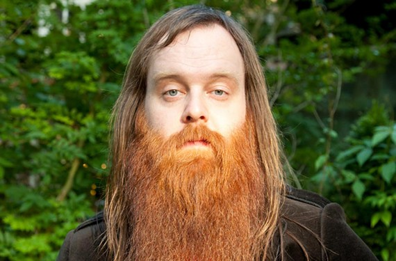 The singer known as Valient Himself made his name leading the hard rock group Valient Thorr, which was mostly based around Chapel Hill, North Carolina.