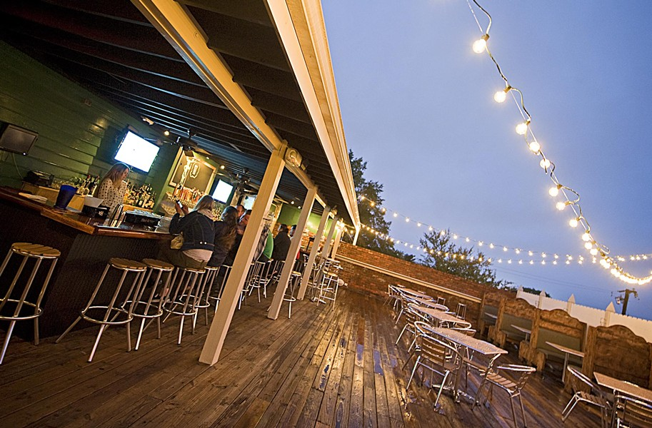 The top floor deck at Postbellum in the Fan is a highlight, with downstairs dining room and retail space giving the former Mulligan's a new attitude. Chef Jen Mindell's cuisine has unusual options for carnivores and vegetarians. - ASH DANIEL