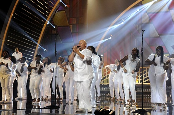 "The Virginia State Gospel Chorale on NBC's ""America's Got Talent."""