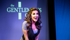 """THEATER REVIEW: Richmond Triangle Players' """"Hypocrites and Strippers"""""""