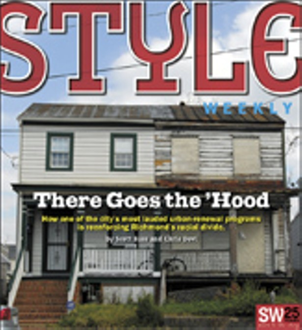 There Goes The Hood Cover Story Style Weekly Richmond Va