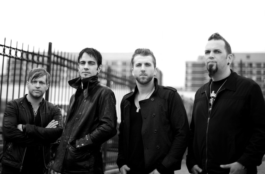 Three Days Grace - KAREN VAN HOFF
