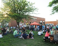 Thursday nights at Hardywood Park Craft Brewery, 2408 Ownby Lane, are a food truck lover's dream.