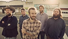 Trampled by Turtles at Friday Cheers
