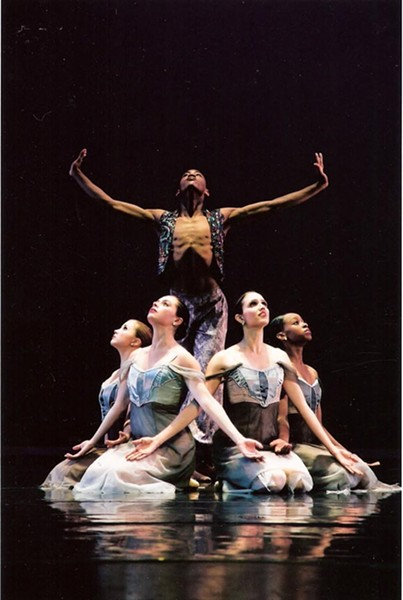 Tripping the road fantastic: The Virginia Arts Festival will bring four distinctive national dance companies, including the Dance Theatre of Harlem (pictured), to venues across Hampton Roads in the coming weeks.