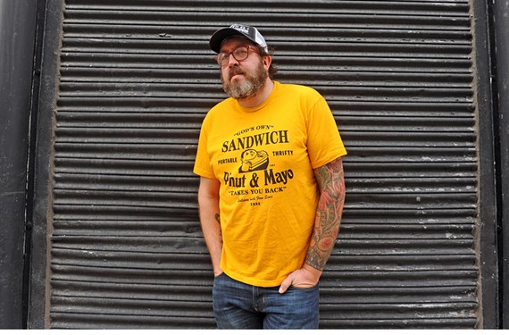 In the spring, Chef Travis Milton plans to open his own restaurant, Shovel and Pick, serving the Appalachian fare he grew up with. - SCOTT ELMQUIST