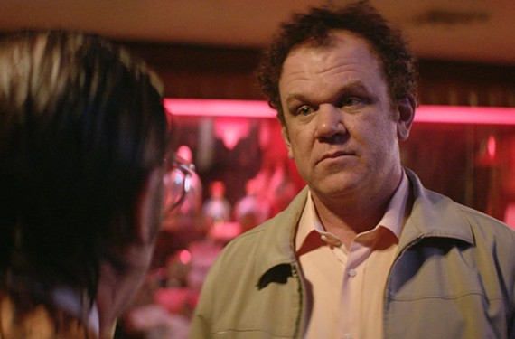 "Indie film veteran John C. Reilly (""Boogie Nights"") plays cousin John in the forthcoming Alverson film, ""Entertainment,"" which is being distributed by Magnolia Pictures. It opens nationally Nov. 13."