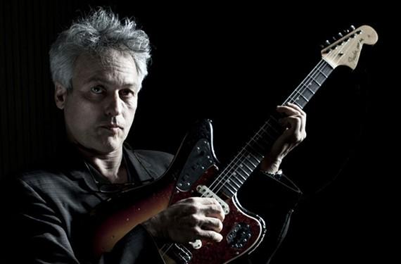 Guitarist Marc Ribot