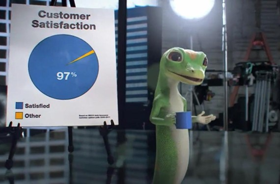 The company produced an award-winning series of ads including such characters as the Gecko, the Caveman and Maxwell the Pig.