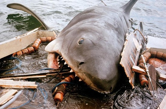 """""""Jaws"""" was the Westhampton's longest-running title."""