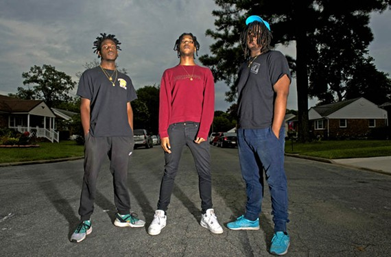 Richmond group Divine Council — featuring rappers Lord Linco, Cyrax and Silkmoney — has been championed by stars Erykah Badu and Andre 3000. The group also includes Chicago-based producer Icytwat. - SCOTT ELMQUIST