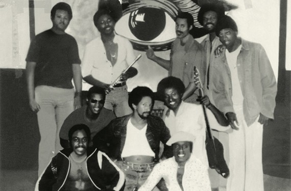 "The soul group Edge of Daybreak made some noise last year with the reissue of their ""Eyes of Love,"" an album recorded in Powhatan jail. - CORNELIUS CADE"