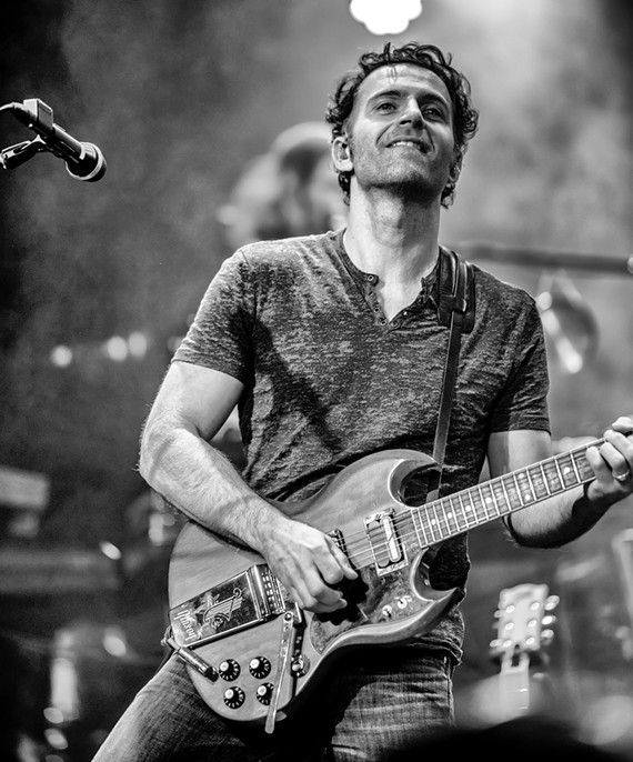 Guitarist Dweezil Zappa has been keeping the spirit of his father Frank's music alive for years now.