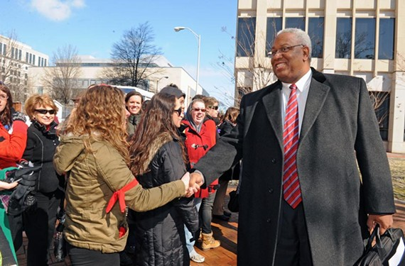 Donald McEachin, 55, has served in the in the Virginia legislature since 1995 with a four-year break after a unsuccessful bid for attorney general in 2001. - SCOTT ELMQUIST