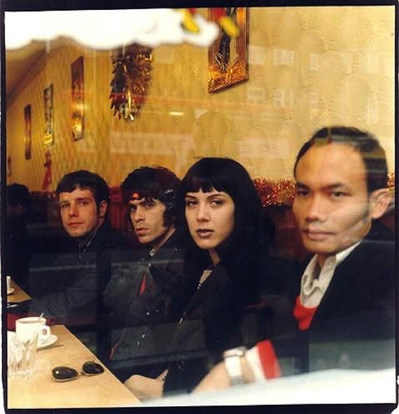 Dischord recording artist, The Make-Up, formed in 1995 in the wake of the dissolution of Nation of Ulysses, one of the last great punk bands.