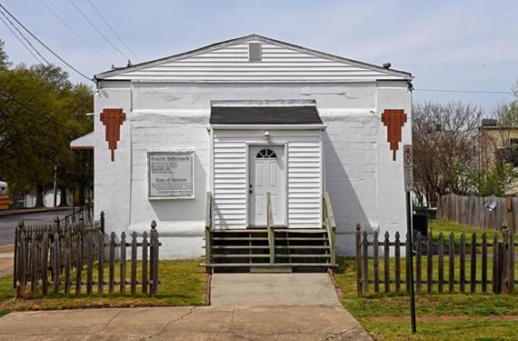 Fourth Tabernacle, 500 N. 31st St.