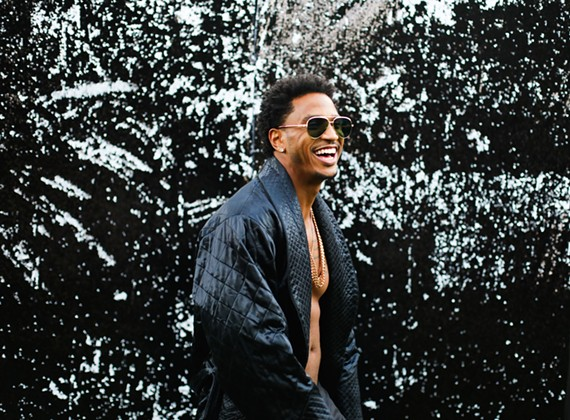 R&B and hip-hop star, Trey Songz, from Petersburg.
