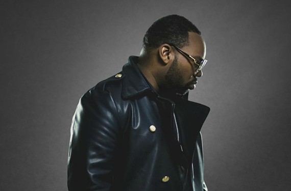 Raekwon of the Wu-Tang Clan performs at the Broadberry on Tuesday, July 11.