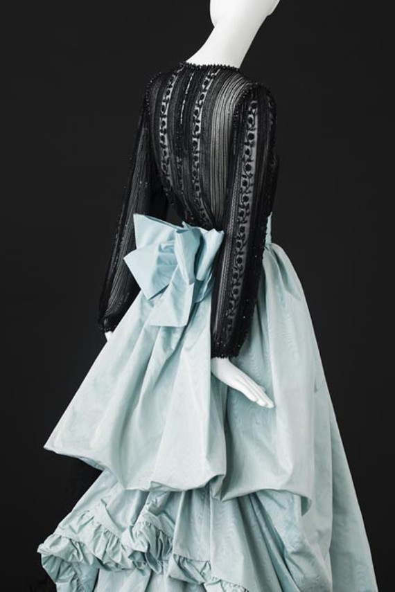 """The Virginia Museum of Fine Arts' """"Yves Saint Laurent: The Perfection of Style"""" runs through Aug. 27. - VIRGINIA MUSEUM OF FINE ARTS"""