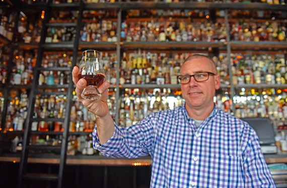 McCormack's Big Whisky Grill's owner, Mac McCormack. - SCOTT ELMQUIST