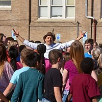"SPARC Students To Appear With Jason Mraz On NBC's ""Today"" Show This Friday, Aug. 10"