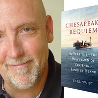 Book reading and signing with Earl Swift at Chop Suey Books