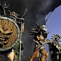 """Gwar To Destroy """"Rick and Morty""""-themed DC Bar"""
