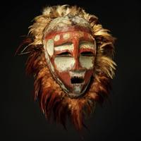 刚果面具:中非的杰作