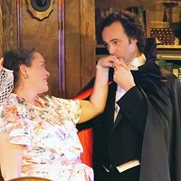 "REVIEW: Swift Creek Mill's ""Count Dracula"" has spectacle on its side"