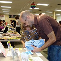 Richmond Zine Fest at the Main Branch of the Richmond Public Library