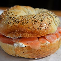 REVIEW: We're not in New York, but you'll be hard-pressed to find a better base for your lox than at Nate's Bagels