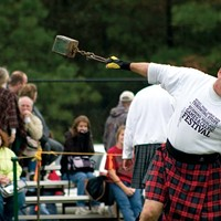 Central Virginia Celtic Festival and Highland Games at Richmond Raceway