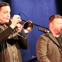 PICK: Rex Richardson's Trumpet Spectacular at Sonia Vlahcevic Concert Hall, Nov. 5