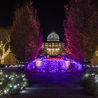 Gardenfest for Fidos at Lewis Ginter Botanical Garden