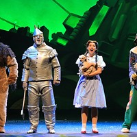 """The Wizard of Oz"" at Altria Theater"
