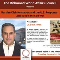 俄罗斯的虚假信息和美国回应:冷战的教训