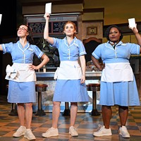"The Broadway musical hit ""Waitress"" comes to Richmond with olfactory delights"