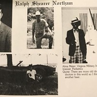 Ralph Northam yearbook page shows men in blackface and KKK robe