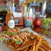 REVIEW: Cobra Cabana brings quirk and strong vegan options to Carver