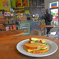 Working Lunch: Brewer's Cafe
