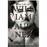 "Talk by Carl Rollyson, author of ""The Past Is Never Dead: the Life of William Faulkner, Vol.1"" at Main Street Library"