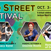 2nd Street Festival Announces Virtual Fest, Oct. 3-4